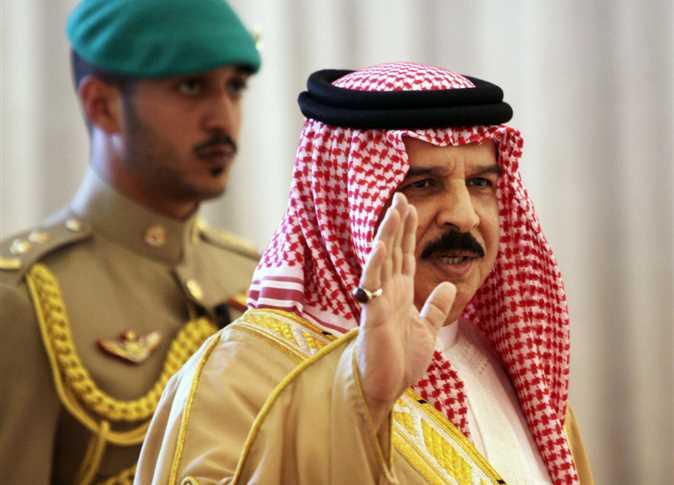 إسرائيل تكشف مفاجأة صادمة عن ملك البحرين (صورة)