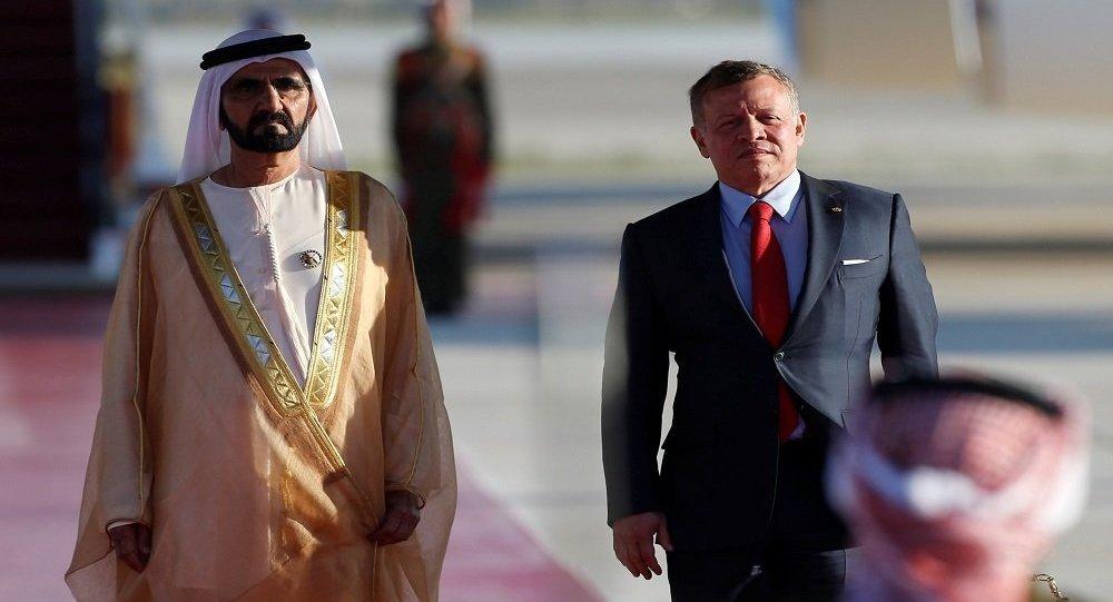"""""""التايمز"""" تكشف مفاجأة: ملك الأردن وجه ضربة موجعة لحاكم دبي بشأن الأميرة هيا"""