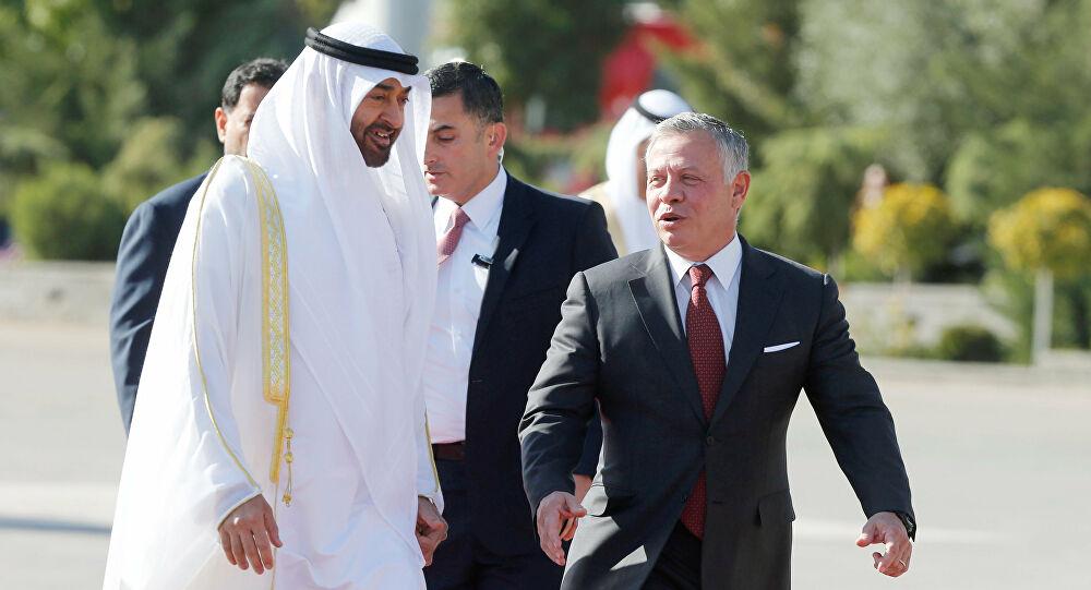 تقرير يُفجِّر مفاجأة عن انقلاب الأردن.. وسر اجتماع الملك عبد الله الثاني مع محمد بن زايد