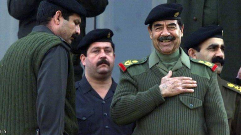 شاهد.. صدام حسين يعاود الظهور في العراق.. وهذا هو رد فعل الحكومة العراقية