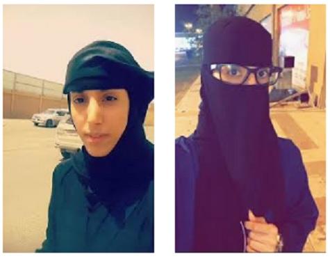 """""""ولية أمر نفسها"""" مع أجانب في الرياض.. وتوجه رسالة صادمة للسعوديين (صورة)"""