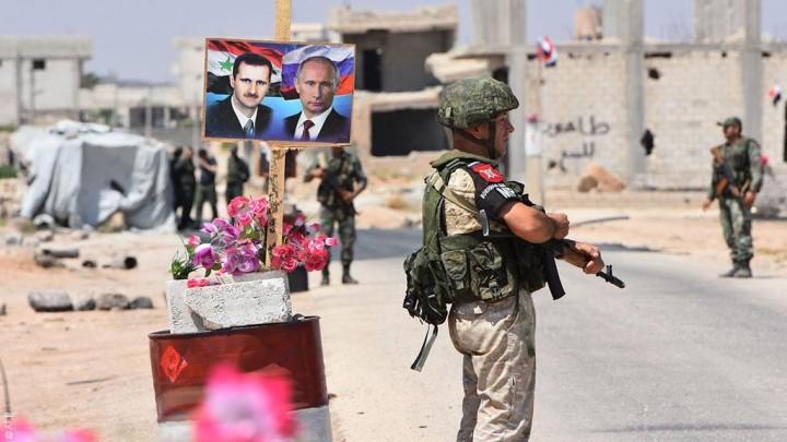 القوات الروسية تنسحب من حلب كليًا بعد اشتباكات دامية مع الميليشيات الإيرانية