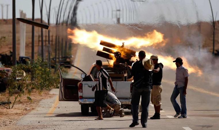 """ضربة جديدة لـ""""السيسي"""" و""""بن زايد"""" في ليبيا.. تركيا تؤمن طرابلس وتدحر خطر الانقلاب"""