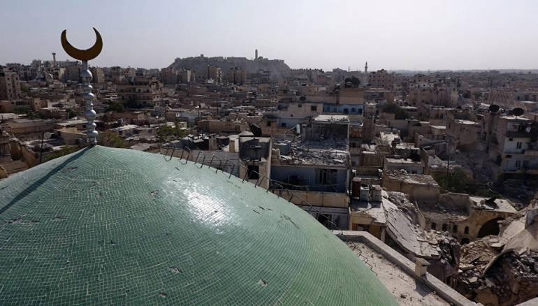 """في حدث مفاجئ وصادم مخالف للشريعة.. """"أوقاف الأسد"""" تعدل موعد أذان المغرب في حلب (فيديو)"""