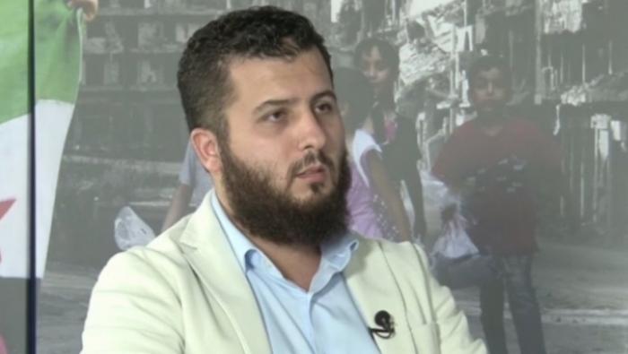 """مصطفى سيجري: """"أنا من آل بيت النبوة.. وجدي محمد صلى الله عليه وسلم"""""""