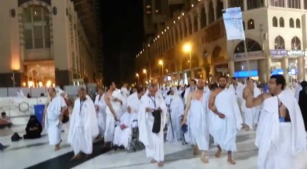 مشهد صادم في محبس الجن على طريق المسجد الحرام بمكة.. هروب الحجاج والمعتمرين (فيديو)