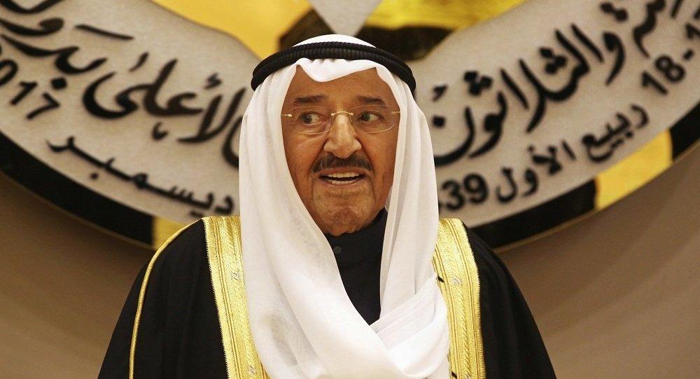 أمير الكويت يوجه رسالة تحذيرية خطيرة إلى شعبه