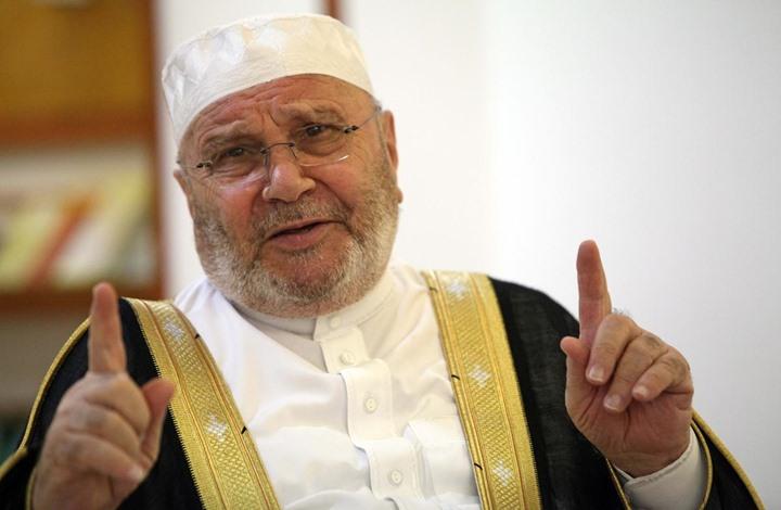 الداعية السوري راتب النابلسي يكشف عما فعل بعد وفاة الرئيس محمد مرسي (فيديو)