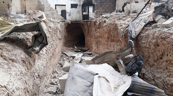 """رغم تهجّير الثوار.. """"أنفاق الغوطة"""" تواصل الفتك بقوات الأسد وميليشياته"""