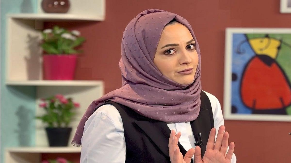"""الإعلامية السورية المعارضة """"نور خانم"""" تصدم متابعيها بظهور هو الأول من نوعه"""