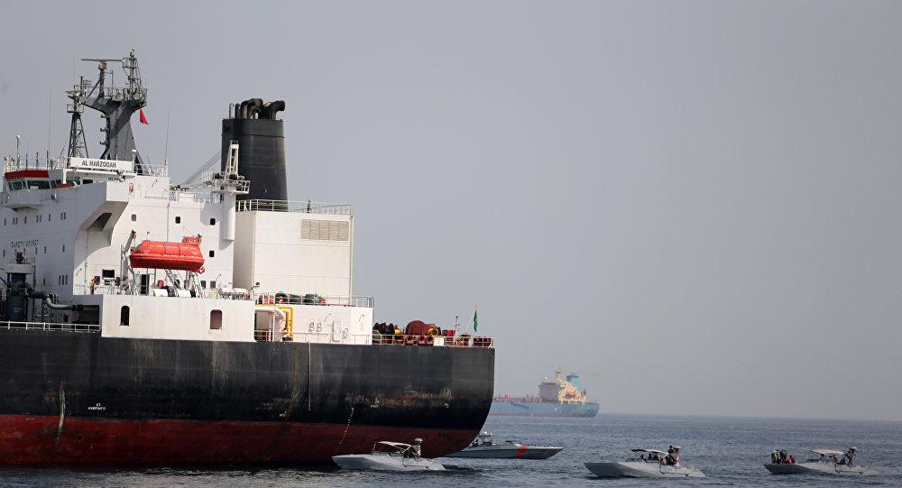 إيران تكشف عن منفذ الاعتداءات على ناقلات النفط والسفن التجارية قبالة شواطئ الإمارات