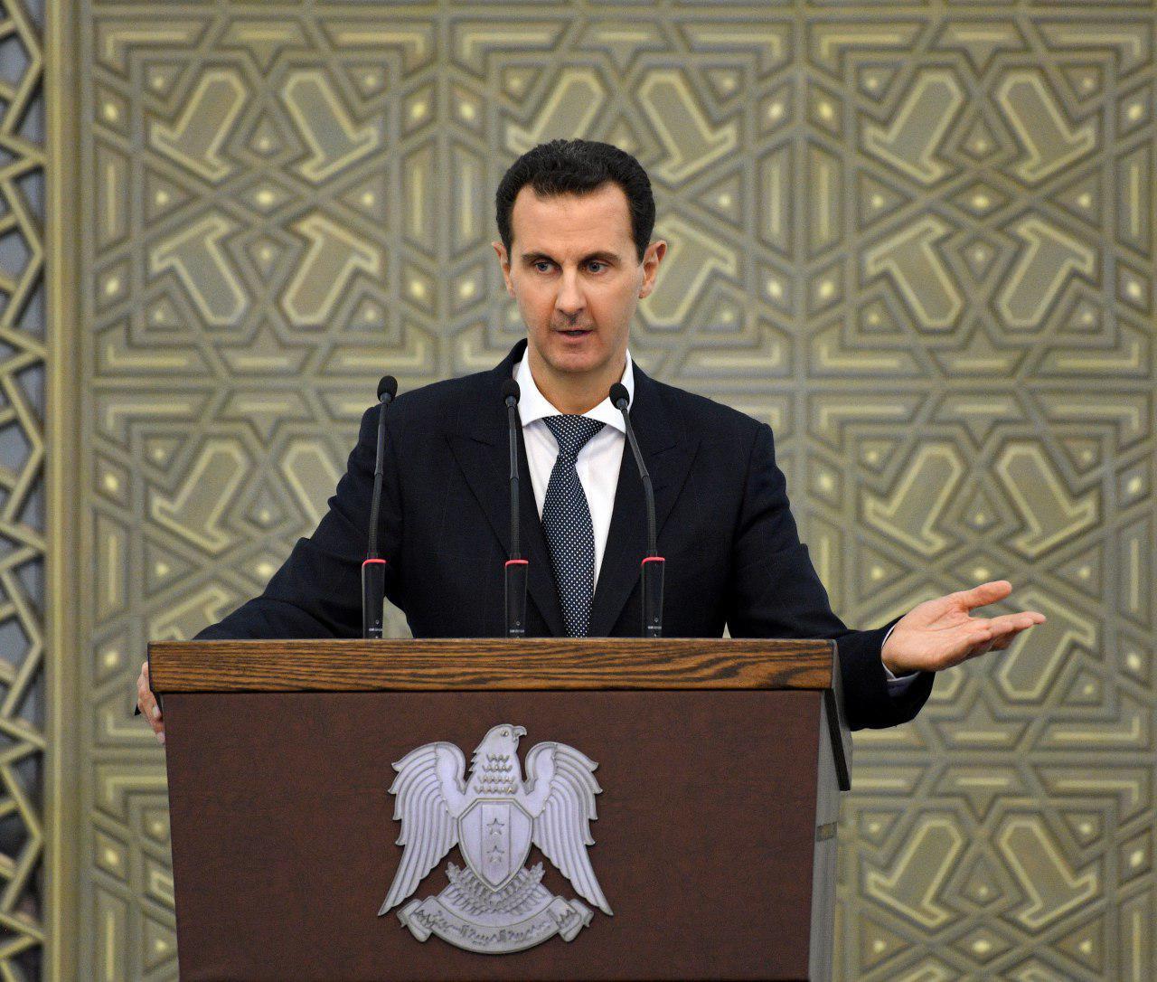 """بشار الأسد يستعين بأشهر مصطلح لمحمد بن سلمان ويطلقه على """"أردوغان"""""""