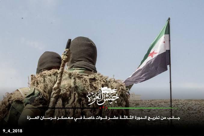 """لواء حمص العدية يعين قائداً جديداً له خلفاً للساروت وناشطون يعلقون """"هكذا أوصى""""."""