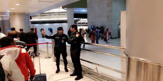 أثناء سفرها إلى السعودية.. اكتشاف مفاجأة صادمة بحوزة ممثلة في مطار الكويت