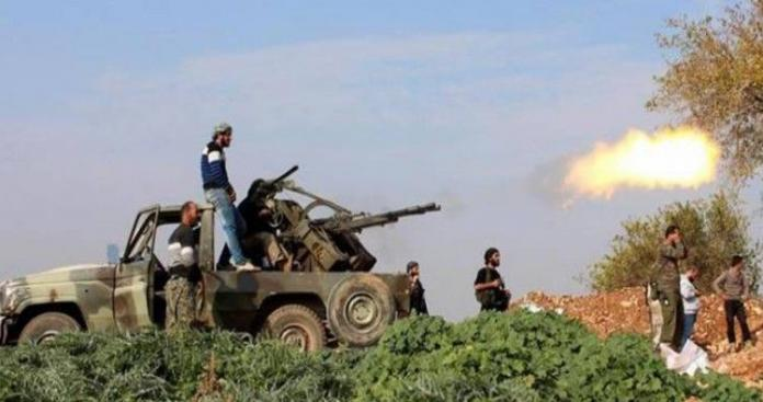 مقتلة كبيرة لقوات الأسد والميليشيات الروسية على جبهات حماة