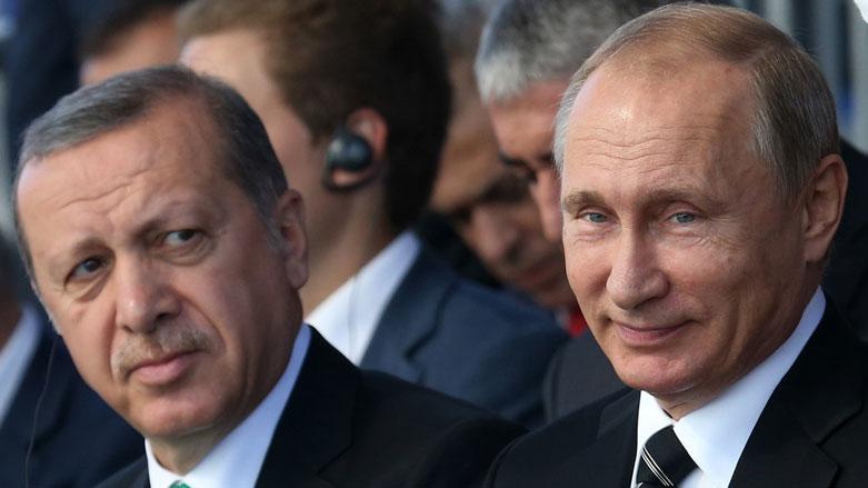 """تصريح صادم من """"بوتين"""" لـ""""أردوغان"""" بعد قصف """"طيران الأسد"""" الرتل التركي في إدلب"""