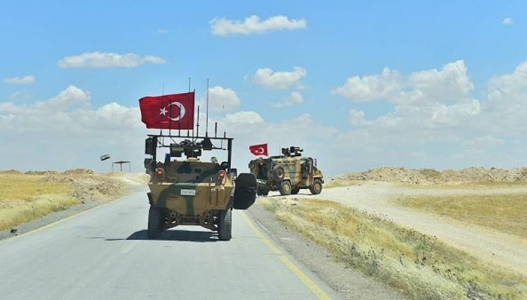 حقيقة وقوع اشتباكات بين الجيش الحر والقوات التركية غربي إدلب