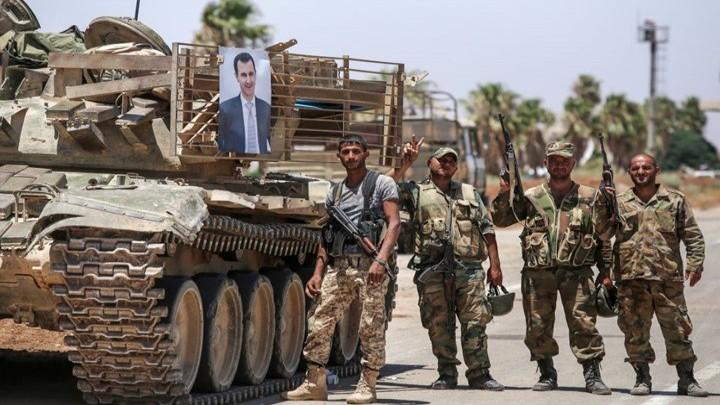 نظام الأسد يصفي اثنين من أبرز قادة ميليشياته في دمشق لهذا السبب