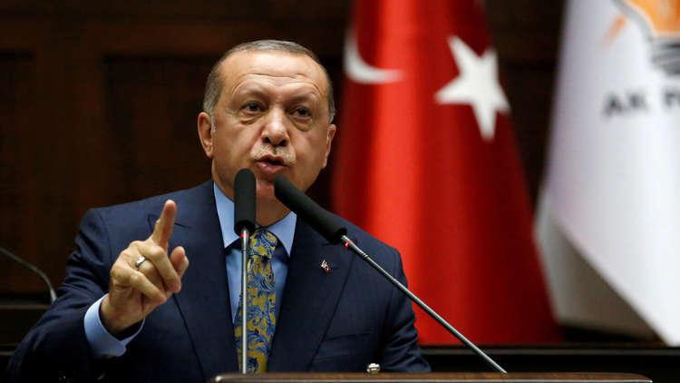 """خطاب """"أردوغان"""" يتغير بشأن العملية العسكرية التركية شرق الفرات"""