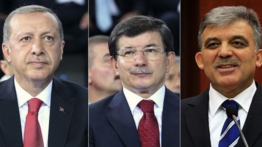 """صحيفة تركية: أحمد داود أوغلو وعبدالله غول يجهزان مفاجأة غير متوقعة لـ""""أردوغان"""""""