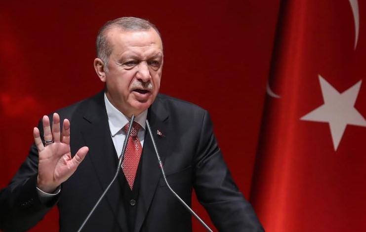 """رد ناري من """"أردوغان"""" على السعودية بشأن """"نبع السلام"""".. ونصيحة إلى محمد بن سلمان"""