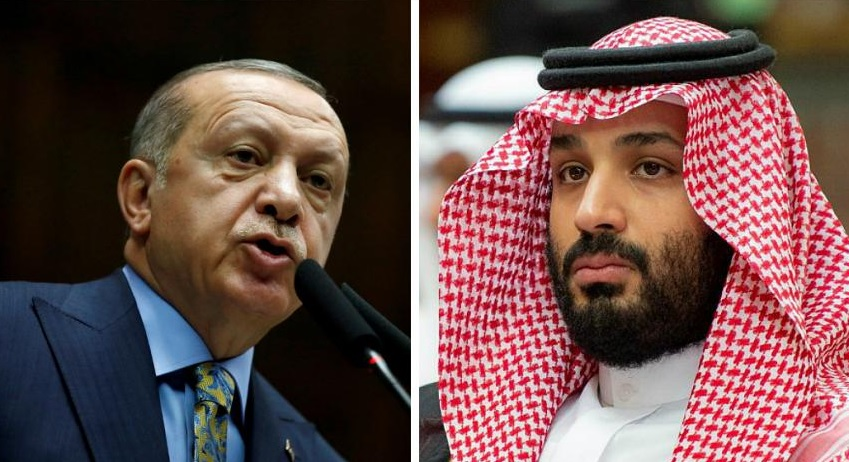 """أمير من """"آل سعود"""" يفاجئ """"أردوغان"""" بعد انقلابه ضد """"عاصفة الحزم"""""""