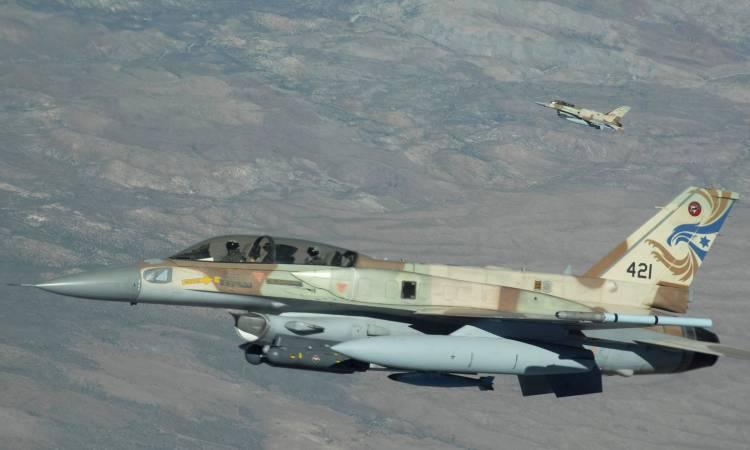 أنباء عن سقوط طائرة إسرائيلية في شمال قبرص بعد غارات جوية على سوريا (فيديو)