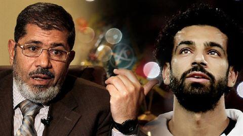 """انتقادات واسعة لـ""""محمد صلاح"""" بسبب """"مرسي"""""""