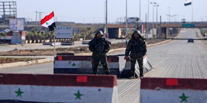 عملية طعن جنوب دمشق تثير فزع النظام.. استنفار للأمن العسكري واعتقالات مجنونة