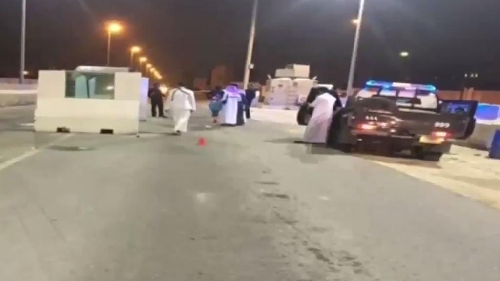 حادثة غامضة تهز مكة.. رجل أمن سعودي بزيه الرسمي غارق في دمائه قرب المسجد الحرام