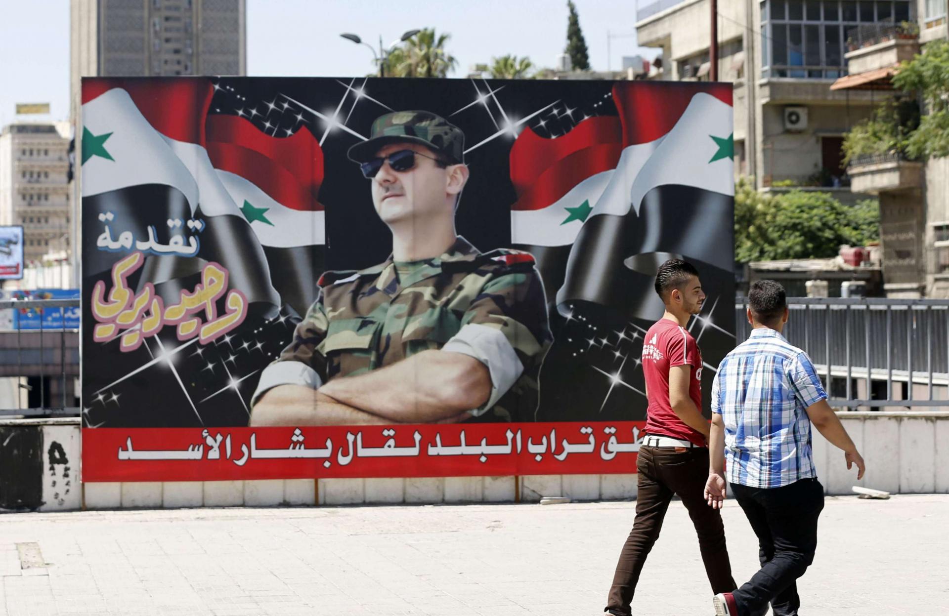 مسؤول في نظام الأسد يرفض ترك منصبه