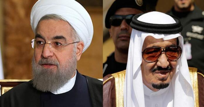 """إيران تفجر مفاجأة: """"روحاني"""" تلقى رسالة مهمة من """"الملك سلمان"""".. وتكشف مضمونها"""