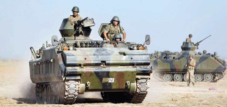 رد عسكري حاسم من الجيش التركي على تصعيد نظام الأسد في إدلب