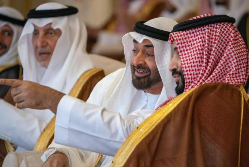 """تحول مفاجئ في موقف الإمارات مع قطر رغم إجبار """"بن زايد"""" على المصالحة من جانب الأمير محمد بن سلمان"""