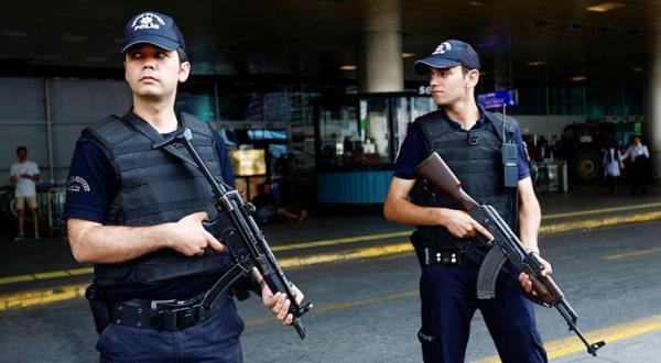 الشرطة التركية تلقي القبض على سوري لسبب غريب