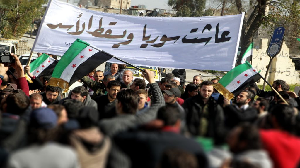 سقط الأسد ولم ينتصر