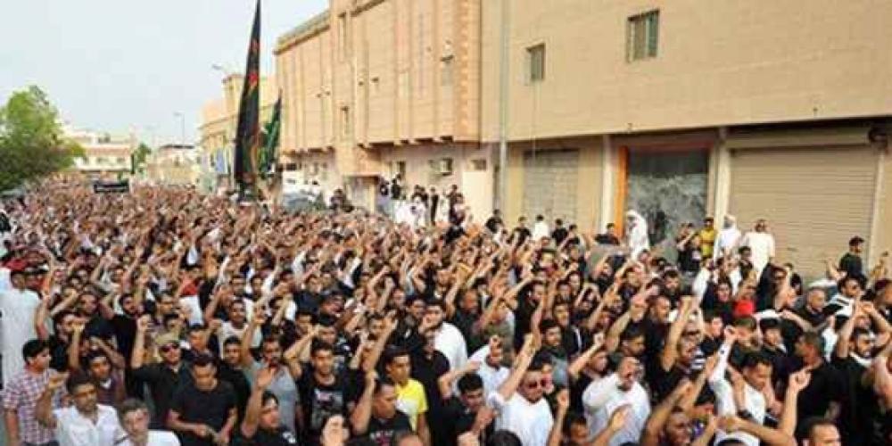 """شيعة السعودية ينتفضون.. ورسالة نارية إلى """"الملك سلمان"""" ومحمد بن سلمان"""