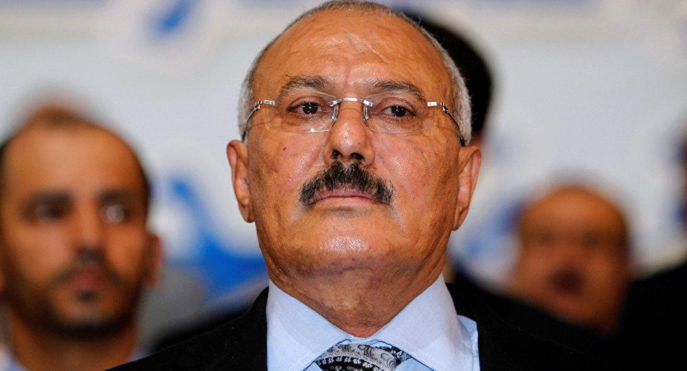 """مفاجأة.. ميليشيا """"الحوثي"""" عثرت على كنز ثمين يخص علي عبدالله صالح وتستخدمه ضد السعودية"""
