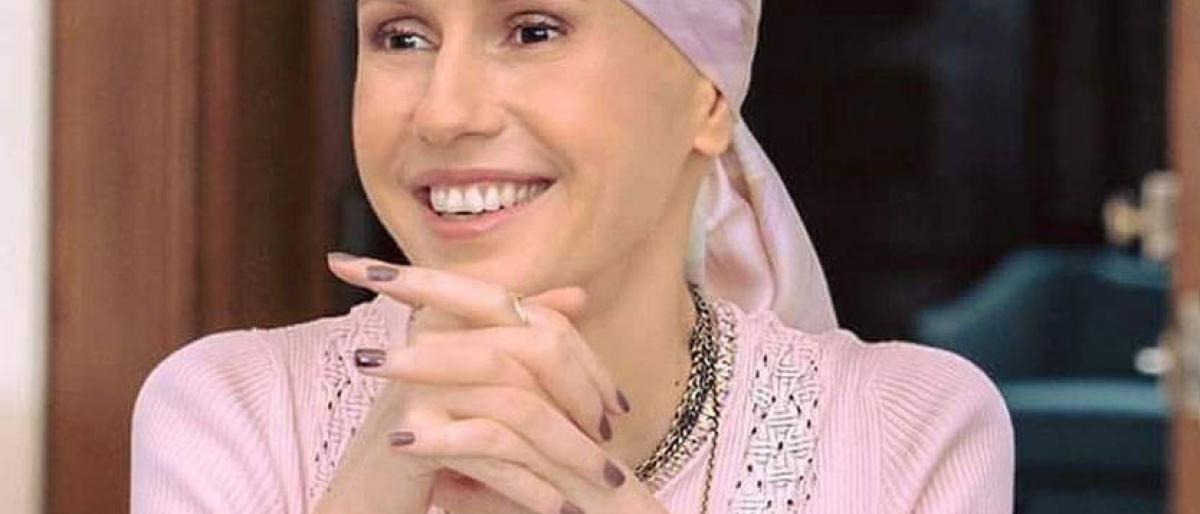 الكيماوي يواصل نهش أسماء الأسد.. أحدث صورها تتحدث