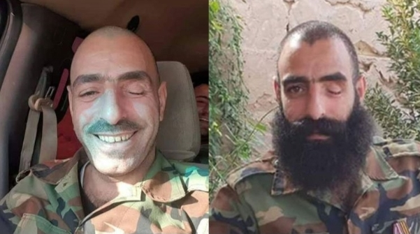 """نظام الأسد يطلق سراح """"الأعور"""" بعد اهانته بطريقة عسكرية"""