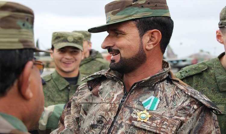 """صدمة لـ""""جيش الأسد"""".. روسيا تزود """"ميليشيات النمر"""" بمركبة قتالية نادرة (صور)"""