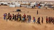فريق من الأمم المتحدة يدخل إلى مخيم الركبان لتوزيع مساعدات إنسانية