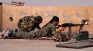 قتلى وجرحى باشتباكات بين قوات الأسد وميليشيا الحماية الكردية في القامشلي