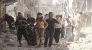32 مدنياً ضحايا القصف في سوريا يوم أمس الثلاثاء