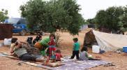إحصائية جديدة.. منسقو الاستجابة يوثق أعداد النازحين من مناطق التصعيد في إدلب وحماة