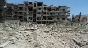 روسيا تنسحب من مقبرة مخيم اليروموك بعد أن خربتها بحثا عن رفات جنود إسرائيليين