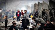 """%86 من اللاجئين السوريين بالأردن تحت """"خط الفقر"""""""