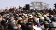 """صدق أو لا تصدق.. إسرائيليون يهتفون """"الله أكبر"""" و """"فلسطين حرة"""" (فيديو)"""