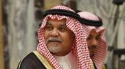 الأمير بندر بن سلطان: مقاتلات سعودية تحركت لوقف التدخل التركي في سوريا
