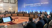 ضابط سوري منشق يكشف أهداف روسيا الحقيقية من محادثات أستانا